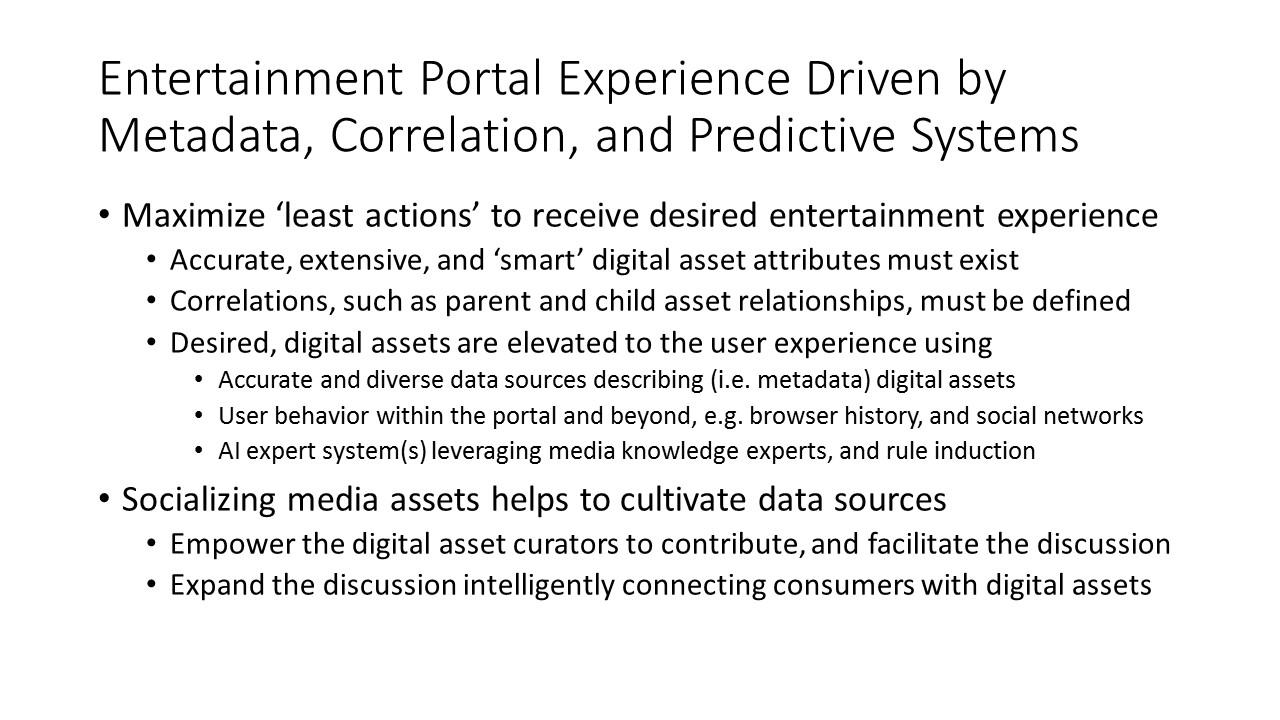 ENT Portal Delivery Model - Slide 1