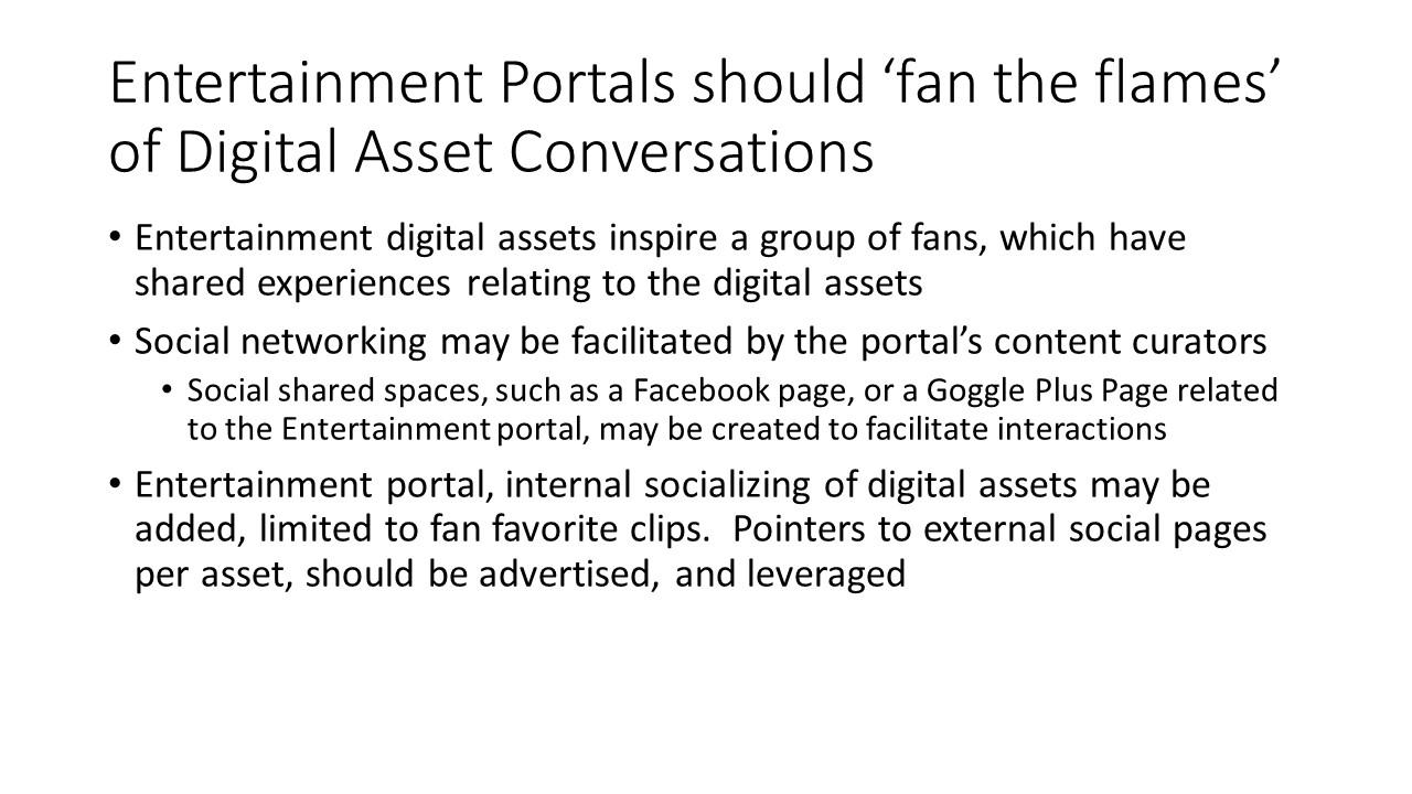 ENT Portal Delivery Model - Slide 2