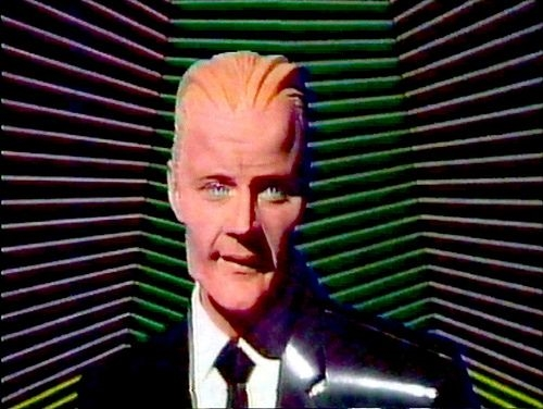 AI Max Headroom Chatbot