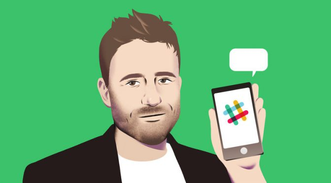Slack & Flickr Founder Stewart Butterfield Interviews with NPR