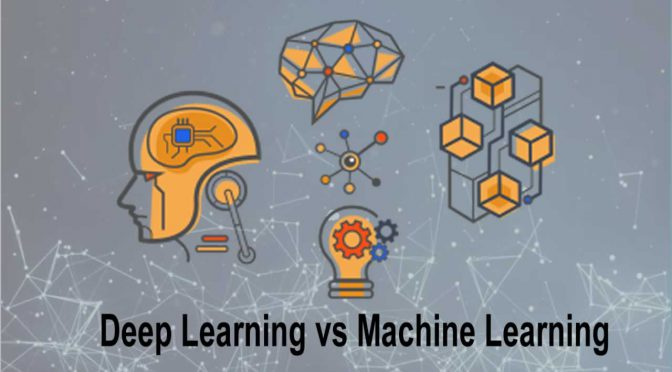 Deep Learning V Machine Learning